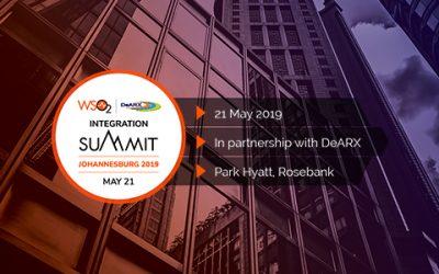 WSO2 DeARX Integration Summit Johannesburg 2019